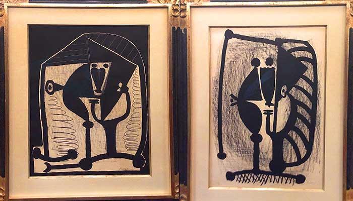 Picasso, Regent Suite